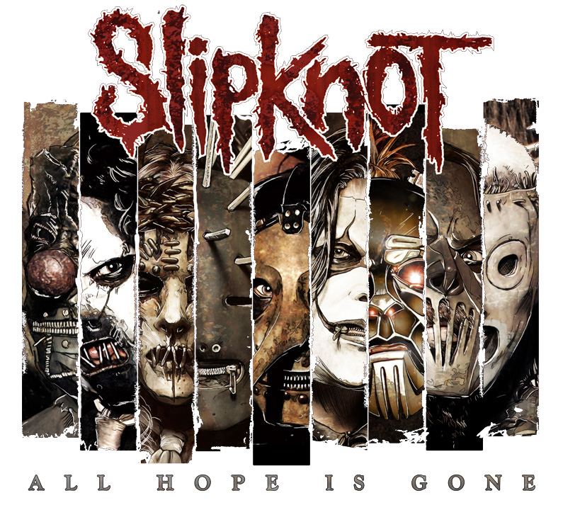 """Strips"" for Slipknot"
